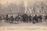 Thematiques Guerre 1914 918 CP Pub Javel Cotelle Croix Belgique Artillerie Sur La Place De Furnes Canons - War 1914-18
