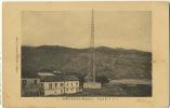 9 Saint Denis Poste De T.S.F. Telephonie Sans Fil Poste Radio Edit A. Kponou  Edition E. Domat - Saint Denis