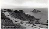 England Torquay - Marine Drive And Thatcher Rock 1953 - Postales
