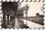 T223 77 VILLENOY LE CANAL 1954   2 SCANS - Villenoy