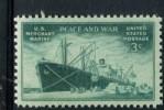199951561 USA POSTFRIS MINT NEVER HINGED POSTFRISCH EINWANDFREI SCOTT 939 Merchant Marine - Verenigde Staten