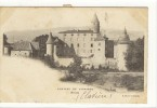 Carte Postale Ancienne Jarnioux - Le Château - Francia
