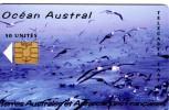 Telecarte TAAF Neuve 50U Océan Austral - TAAF - French Southern And Antarctic Lands