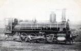 Locomotives De L'état, Machine 4024 En Service En Algérie - Non Classificati