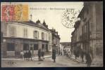 cpa  du 21  Is sur Tille rue Dominique Ancemot    BB5