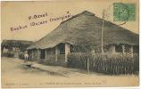 33 Kankan Haute Guinée Bureau De Poste Coll. G Et C Timbrée Kankan 1912 Pli Coin Inf. Droit - Französisch-Guinea