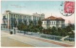 Helouan Tewfik Palace Hotel Edit. M. Castro Le Caire Timbrée Bulaq - Egypt