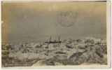 Real Photo Steamer Corwin In The Ice Nome Alaska  P. Used Nome 1908 - United States