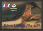 Denmark - Faroe (1997) Yv. C311 - Booklet   /  Aves - Birds - Oiseaux - Vogel - Vogels