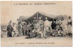 Légion étrangère - M´çoun : Café Des Mercantis Près Du Camp - Non Classificati