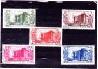 SOUDAN : 150 Anniversaire De La Révolution : Y&T :105* à 109* - Soudan (1894-1902)
