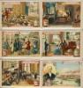 Liebig 1903  Sanguinetti N. 737 € 6 Scene Della Vita Di Liebig    (Italia) - Liebig