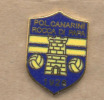 Pins Pol. Canarini Rocca Di Papa Calcio FootBall Soccer Spilla Italy Roma - Voetbal