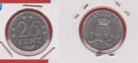 Antilles Hollandaises   //  25 Cents  1978   //  SUP //   KM 11 - Netherland Antilles