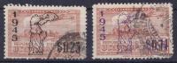 URUGUAY - 1945 En 1946 - Mi.nr.678 En 680  - USATO/GEBRUIKT/OBLIT./USED.- ° - Uruguay
