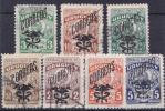 URUGUAY - 1944 - 1951--  Mi.nr.690.... 696  - USATO/GEBRUIKT/OBLIT./USED.- ° - Uruguay