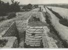 Dixmude : Le Boyau De La Mort à Droite L'Yser Et Les Abris Allemand (grande Guerre 1914/1918) N°3 - Guerre 1914-18