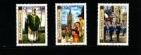 IRELAND/EIRE - 2003  ST. PATRICK'S DAY  SET MINT NH - 1949-... Repubblica D'Irlanda