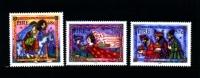 IRELAND/EIRE - 2003  CHRISTMAS   SET  MINT NH - Nuovi