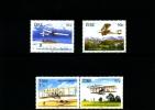 IRELAND/EIRE - 2003  CENTENARY OF POWERED FLIGHT  SET MINT NH - 1949-... Repubblica D'Irlanda