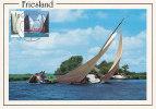 D21318 CARTE MAXIMUM CARD FD 1997 NETHERLANDS - SAILING SNEEK SKÛTSJESILEN SNEKERWEEK CP ORIGINAL - Maximum Cards