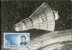 Carte Maximum -  Anniversaire De La Mort De Kennedy - Autres