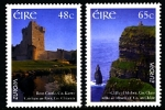 IRELAND/EIRE - 2004  EUROPA  SET  MINT NH - 1949-... Repubblica D'Irlanda