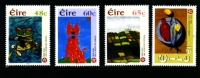 IRELAND/EIRE - 2004  CHILDREN'S PAINTING COMPETITION  SET  MINT NH - 1949-... Repubblica D'Irlanda