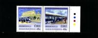 IRELAND/EIRE - 2004  LUAS TRAM SYSTEM  PAIR  MINT NH - 1949-... Repubblica D'Irlanda