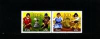 IRELAND/EIRE - 2004  CENTENARY OF CAMOGIE  SET  MINT NH - 1949-... Repubblica D'Irlanda