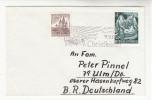 Brief-Kuvert, Christkindl Stempel, Sonderstempel, 1963 Gelaufen - 1945-.... 2. Republik