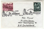 Brief-Kuvert, Christkindl Stempel, Sonderstempel, 1964 Gelaufen - 1945-.... 2. Republik