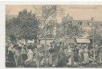 XX 176-/ CPA  LE NEUBOURG  (27)  MARCHE AUX VOLAILLES - Le Neubourg