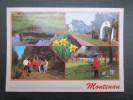 CP BELGIQUE (M1519) MONTENAU * AMEL (13 Vues) Multivue Marcophilie Amel - Amblève - Amel