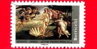 FRANCIA -  Usato - 2008 - Arte - Sandro Botticelli - La Nascita Di Venere - 20 G - (0.54) € - France