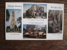 New York City - Famous Churches - Multi-vues, Vues Panoramiques