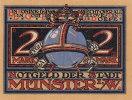 2 Mark  Notgeld 1921 (FDC) - [11] Emissions Locales