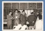 87   PHOTO LIMOGES FABRIQUE DE PORCELAINE  28 SEPT 1968   VISITE DE L´USINE   14.5  X  10.5 - Photos