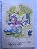 Calendrier Publicitaire Laboratoires Le Brun, Illustré Par BARBEROUSSE - Mai 1963 -  Chat Souris - Calendriers