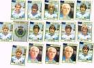 Figurine Panini 1984 /Club Brugge/Club Brugge Koninklijke Voetbalvereniging/Football Belge/Fußball X 16 !!! - Football