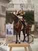 FDC Carte Maxi - Garde Républicaine - Paris - 22.11.1980 - 1er Jour, Coté 3,50 € - Cartes-Maximum