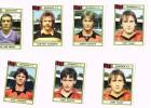 Figurine Panini 1984 /K. Beringen F.C./K Beringen FC/Football Belge/Fußball X 6 !!! - Football