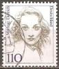 Allemagne - 1997 - Marlène Dietrich - YT 1769 Oblitéré - Acteurs