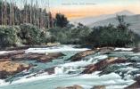 LAKE WAKATIPU - Kawarau Falls (New Zealand), 191?, One Penny Marke - Neuseeland