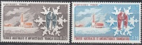 TAAF 1984 Yvert 102 - 103 Neuf ** Cote (2015) 1.60 Euro Glaciologie - Terres Australes Et Antarctiques Françaises (TAAF)