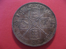 Grande-Bretagne - UK - Florin (2 Shillings) 1887 Victoria 3564 - 1816-1901 : Frappes XIX° S.