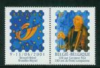 Belgique COB 2901 ** (MNH) - Unused Stamps