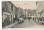 XX 200 - / CPA   BOISSEZON    (81) GRANDE RUE  ROUTE DE CASTRES A BRASSAC - Frankreich