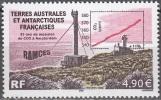 TAAF 2006 Yvert 444 Neuf ** Cote (2015) 19.00 Euro 25 Ans De Mesure De CO2 Sur L´île D´Amsterdam - Terres Australes Et Antarctiques Françaises (TAAF)