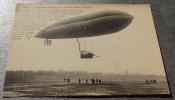 Le Dirigeable Espagnol Trilobé Astra Torres - Zeppeline